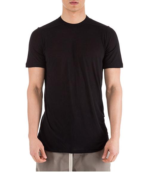 T-shirt Rick Owens RU19S2264JS 09 nero