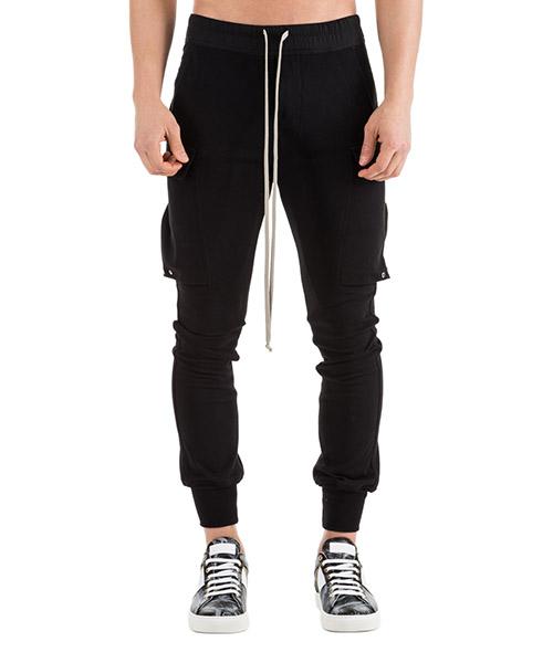 Спортивные брюки Rick Owens RU19S2396BA 09 nero