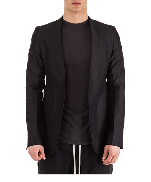 Jacket Rick Owens RU19S2730SC 09 black