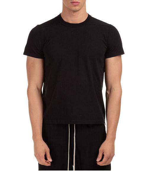 T-shirt Rick Owens ru20f3265ja-09 nero