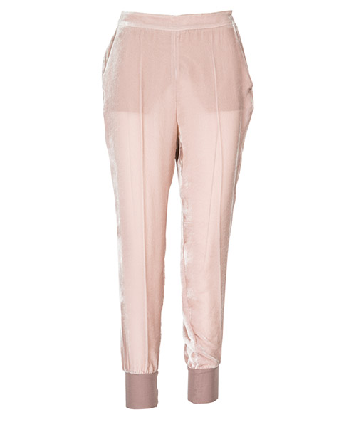 Sport trousers  Stella Mccartney 341416SJB245763 rosa