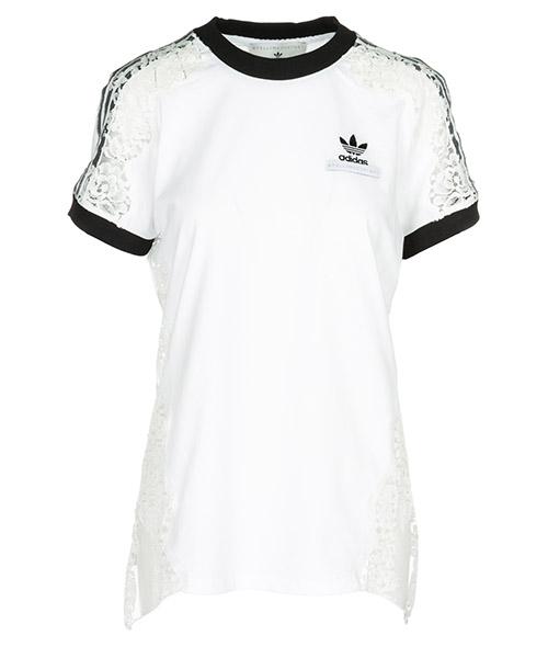 T-shirt Stella Mccartney 536050SLW409000 bianco