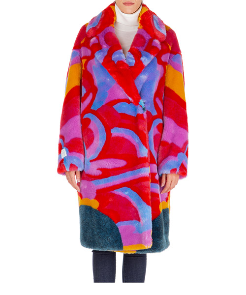 Pelliccia ecologica donna  all together now secondary image