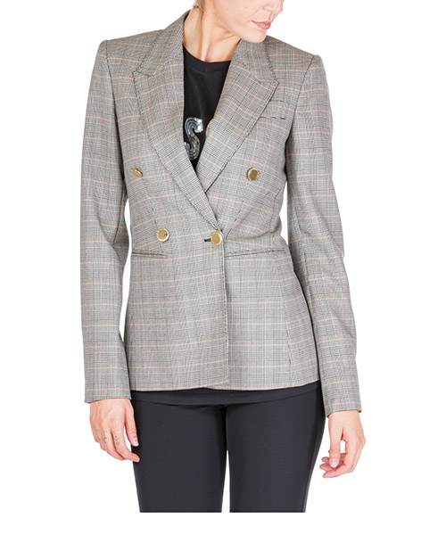Blazer Stella Mccartney beaufort 578487snb471000 grigio