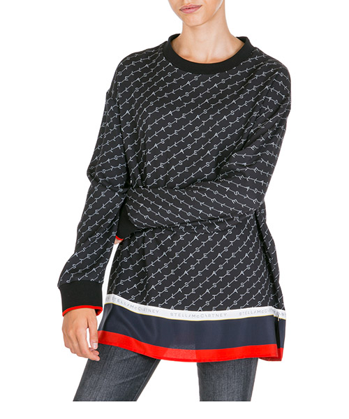 Sweatshirt Stella Mccartney 581288SNA241000 nero