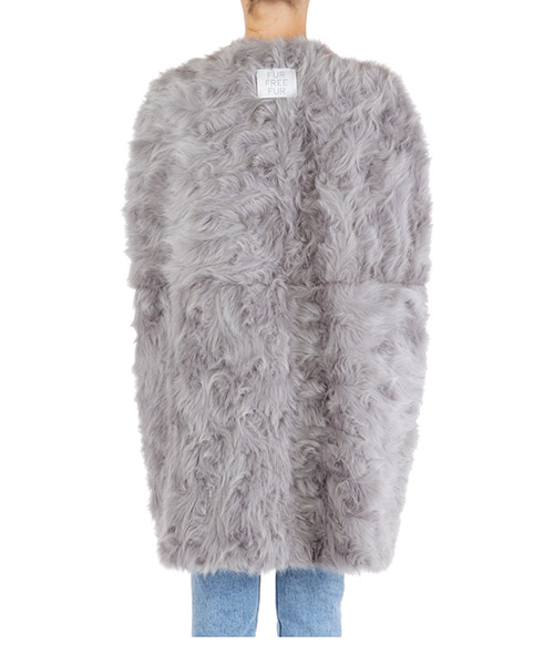 Pelliccia ecologica donna  fur free fur secondary image