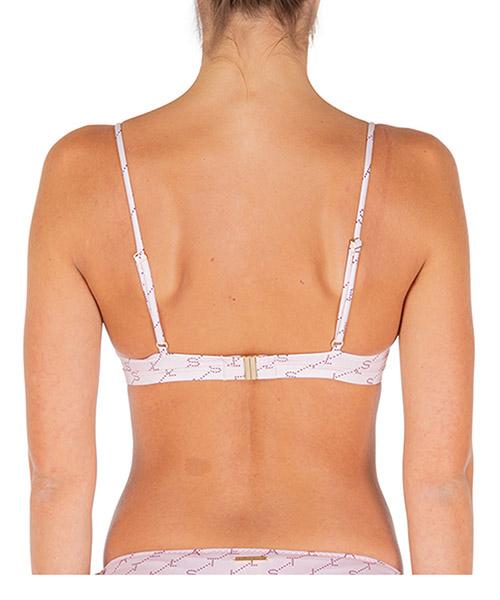Bikini triangolo pezzo sopra woman secondary image