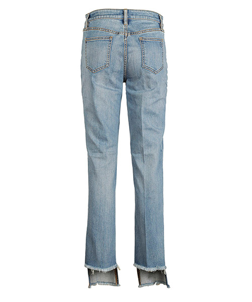 Women's straight fit jeans secondary image