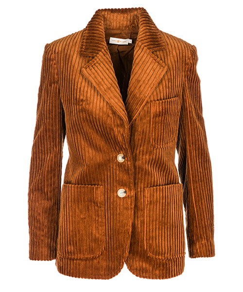 Chaqueta Tory Burch 49484 616 autumn rust
