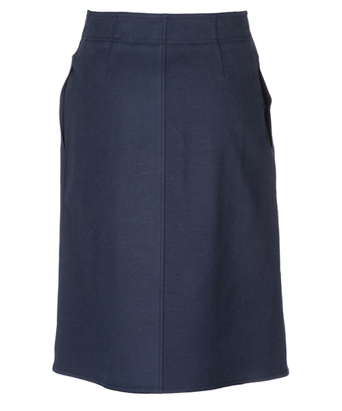 Women's skirt knee length midi secondary image