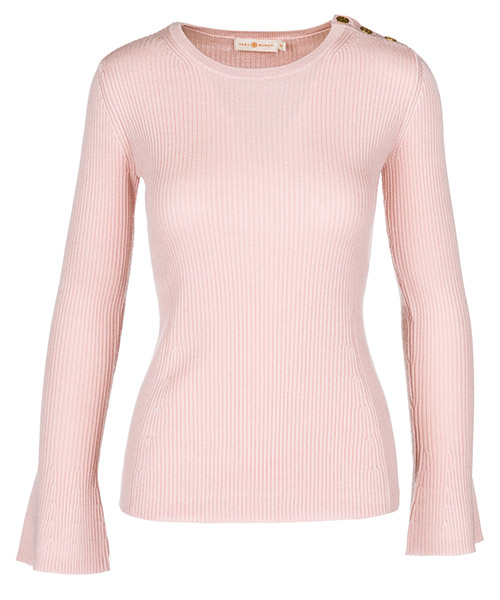 Jumper Tory Burch 50491693 rosa