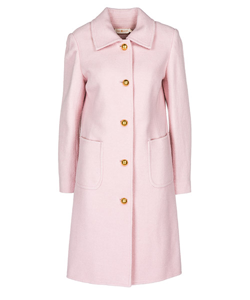 Coat Tory Burch Colette 51325 693 coastal pink