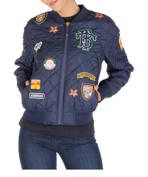 Jacket Tory Burch 59528 405 tory nacy