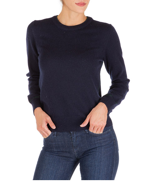 Pullover Tory Burch 59727410 navy