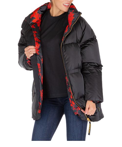 Down jacket Tory Burch 60288 017 black / black mountain paisley