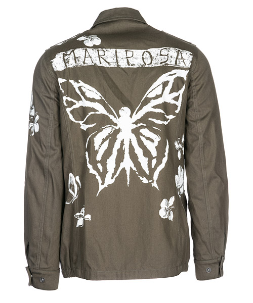 Men's outerwear jacket blouson  mariposa secondary image