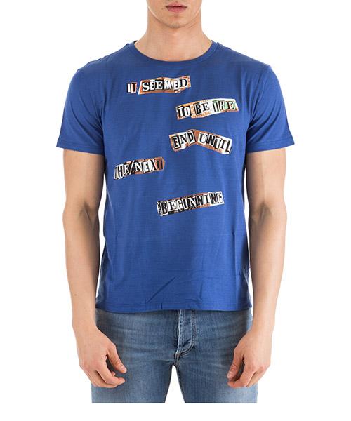 Camiseta Valentino Jamie Reid NV0MG09S46M blu