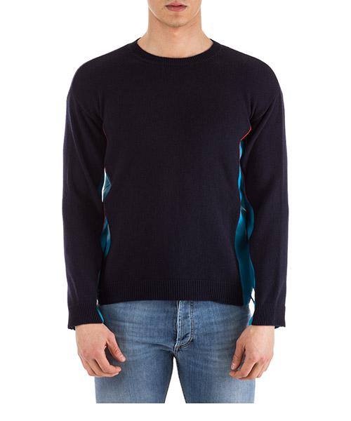 Pullover Valentino PV0KC25Z516 I91 blu