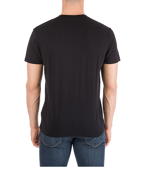 Men's short sleeve t-shirt crew neckline jumper secondary image