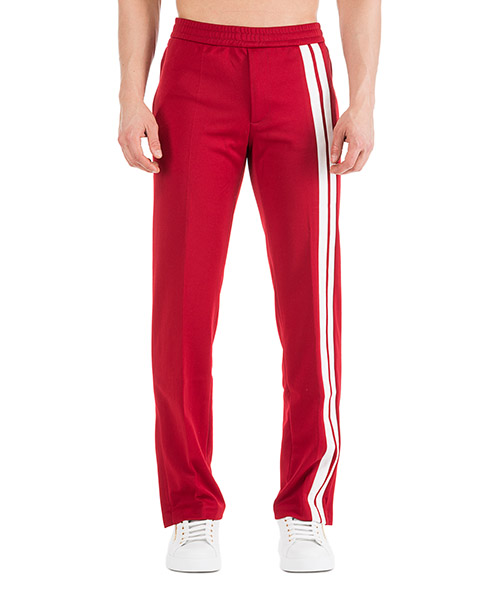 Tracksuit bottoms  Valentino PV0RB0Q6501I94 rosso