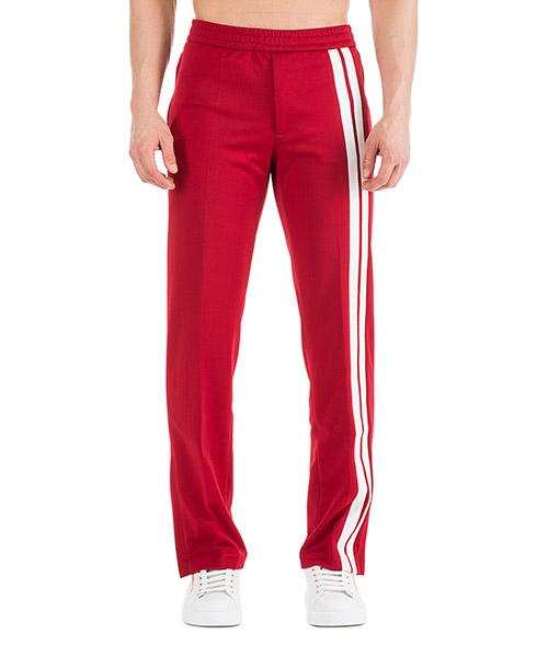 Pantalons de sport Valentino PV0RB0Q6501I94 rosso