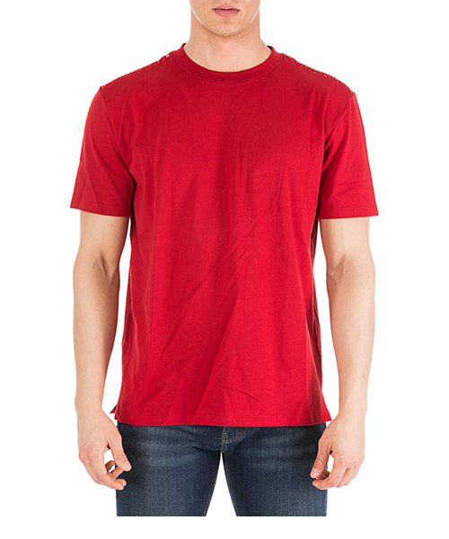 T-shirt Valentino PV3MG08X3LE 157 rosso