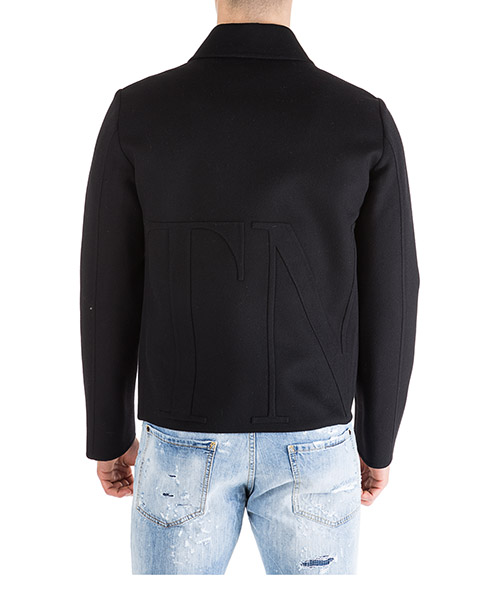 Manteau long homme in lana secondary image