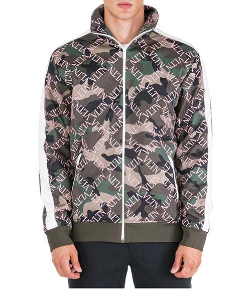 Верхняя одежда блузон Valentino VLTN RV0MF02YYF GC8 verde
