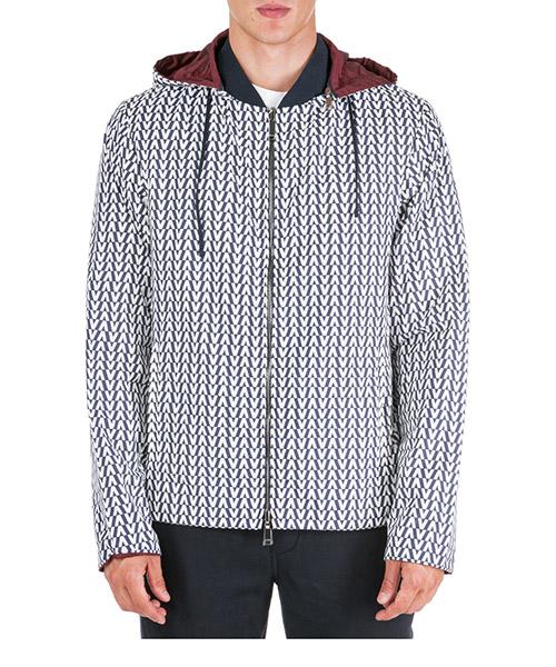 Верхняя одежда блузон Valentino Optical RV3CI2N0LGT HI8 bianco