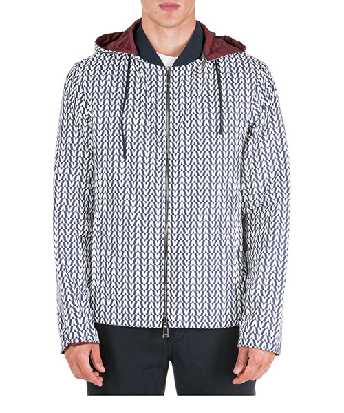 Jacket Valentino Optical RV3CI2N0LGT HI8 bianco