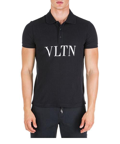 Рубашка поло Valentino RV3MH02S47G 0NO nero