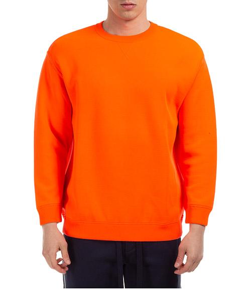 Sweater Valentino SV3KC03B5F5 CK0 arancione