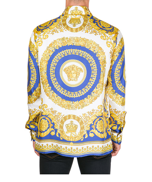 Herrenhemd hemd herren langarm langarmhemd barocco secondary image