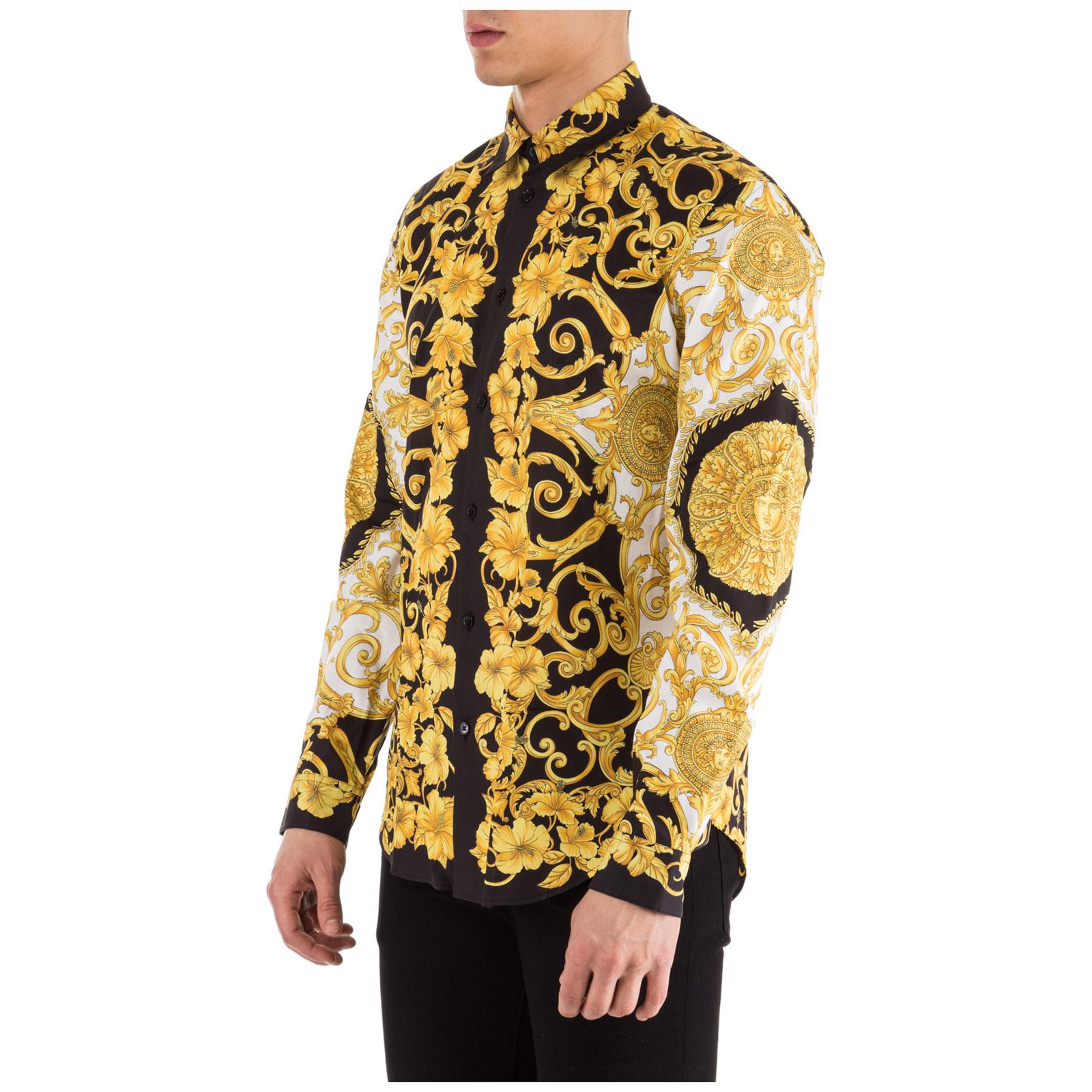 nuovi stili 50a62 0269c Camicia uomo maniche lunghe