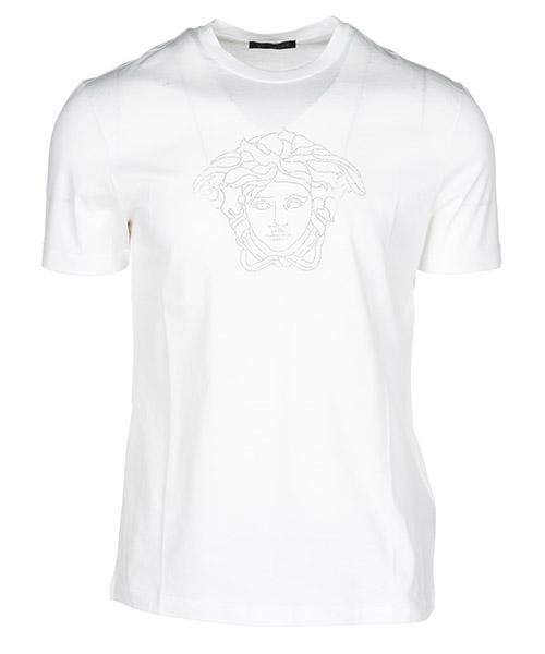 T-shirt Versace A77532A201952A001 bianco