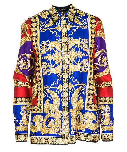 Shirt Versace A79153A226671A7207 rosso