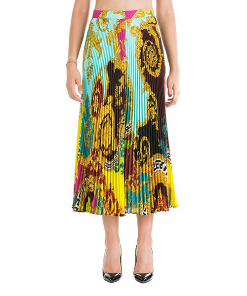 Skirt Versace Voyage barocco A79719-A231123_A7000 giallo