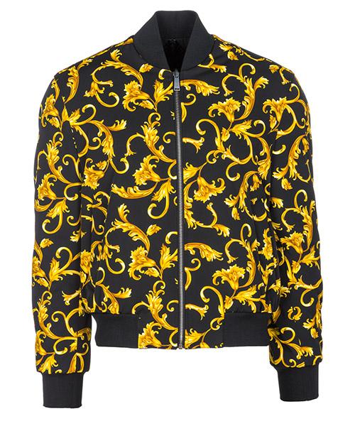Outerwear blouson Versace A80366A226597A408 nero