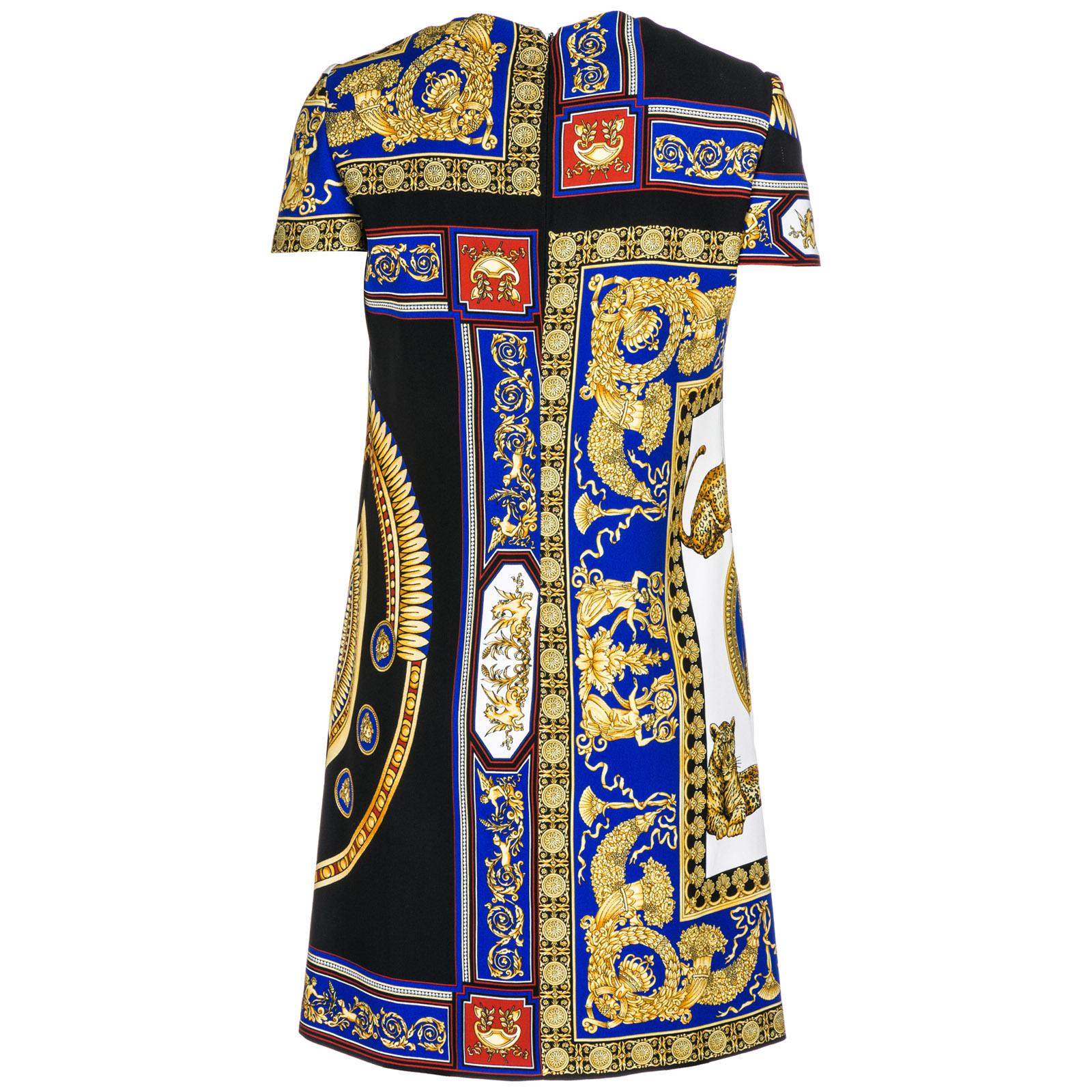 ... Vestito abito donna corto miniabito manica corta the lovers 510810ca233