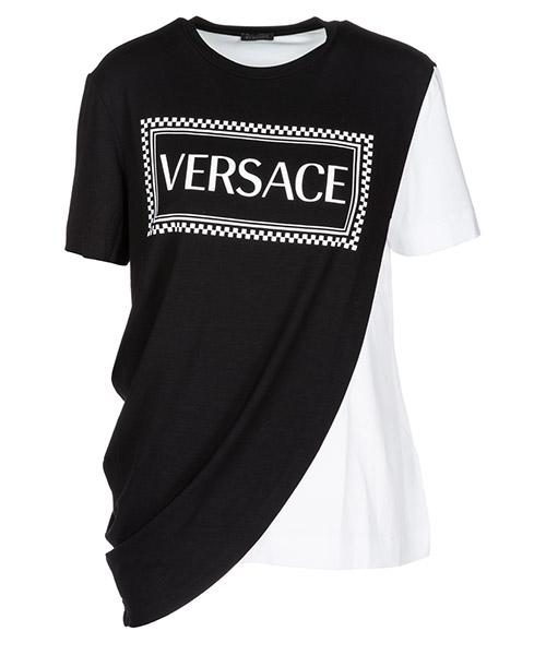 Футболка Versace A80983A213311A3107 black - white