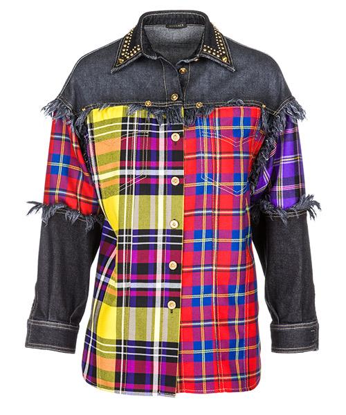 Shirt Versace A81082-A227835_A8008 nero