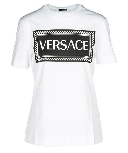T-shirt Versace A81261A201952A2048 bianco