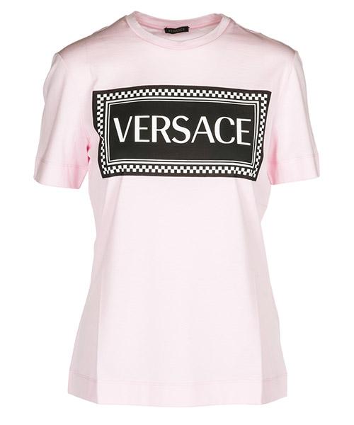 T-shirt Versace A81261A201952A2242 rosa