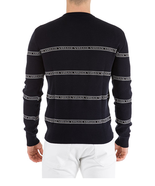 Pull ras du cou homme slim secondary image