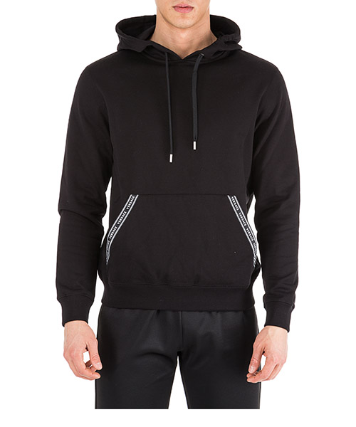 Sudadera con capucha  Versace A81512-A227994_A008 nero