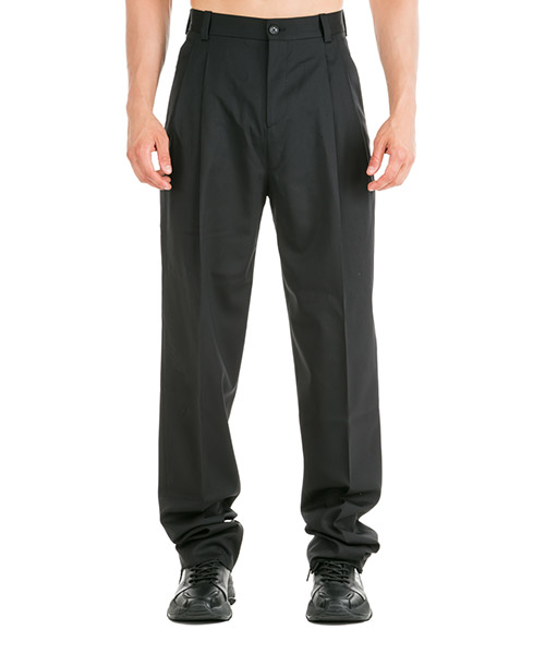Trousers Versace A82755-A202479_A008 nero