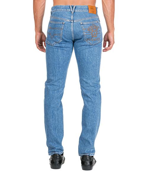 Jeans Versace A83485-A230644_A816 blu