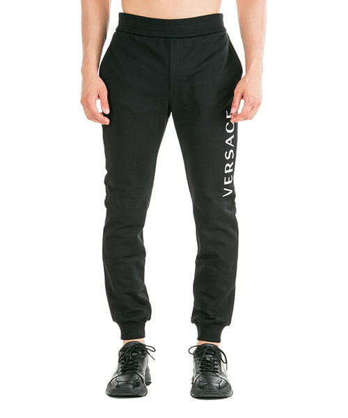 Tracksuit bottoms  Versace A83562-A231242_A008 nero