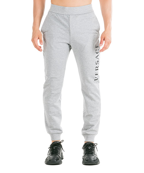 Tracksuit bottoms  Versace A83562-A231242_A809 grigio
