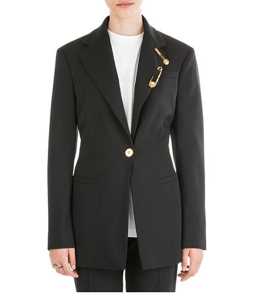 Blazer Versace a83996a1008 nero